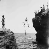 Casamicciola 1933 - Foto archivio di Friburgo
