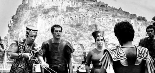 Cleopatra - film girato a Ischia (Castello Aragonese)