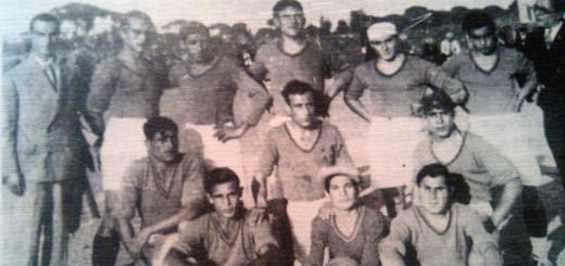 Ischia calcio anni 30