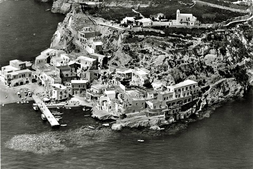 Sant'Angelo d'Ischia, anni '50