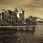 Vittorio Pandolfi - Ischia ponte anni '50