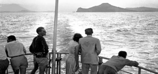 Ischia Porto Vittorio Pandolfi 1954