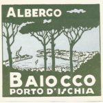 Pubblicità hotel ischia - Albergo Baiocco
