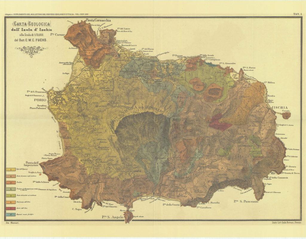 1872-prima-carta-geologica-ischia