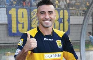 Ischia Calcio, l'attaccante Evangelista Cunzi