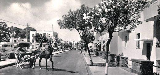 Ischia - Via Alfredo De Luca (1950)