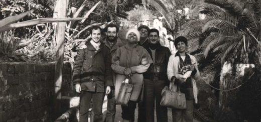 Dario Fo e Franca Rame a Ischia