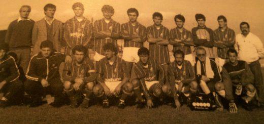 Il Forio Calcio nella stagione 85-86, quando sfiorò la Serie C2
