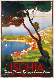 Ischia - Depliant anni 40