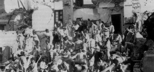 Terremoto Casamicciola 1883: i soccorsi