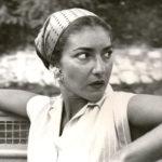 Maria Callas - Vacanze ad Ischia 1956