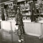Maria Callas Ischia (Napoli) 1956