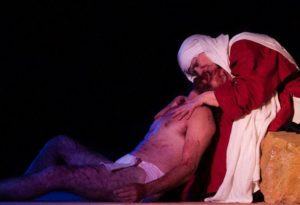 Forio, Actus Tragicus: Passione di Cristo