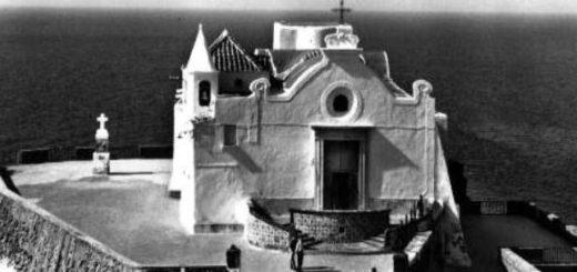 Ischia Forio - Chiesa del Soccorso - anni '40