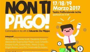 Ischia - Non ti pago di Eduardo De Filippo