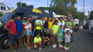Gianni Sasso rientro al porto d'Ischia 3