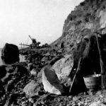 Baia San Montano Ischia - Cava di Pietre Buchner 1936