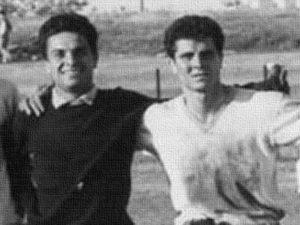Ischia Calcio d'altri tempi - Antonio Barile e Salvatore Di Meglio