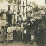 Bambini di Ischia Ponte negli anni '30