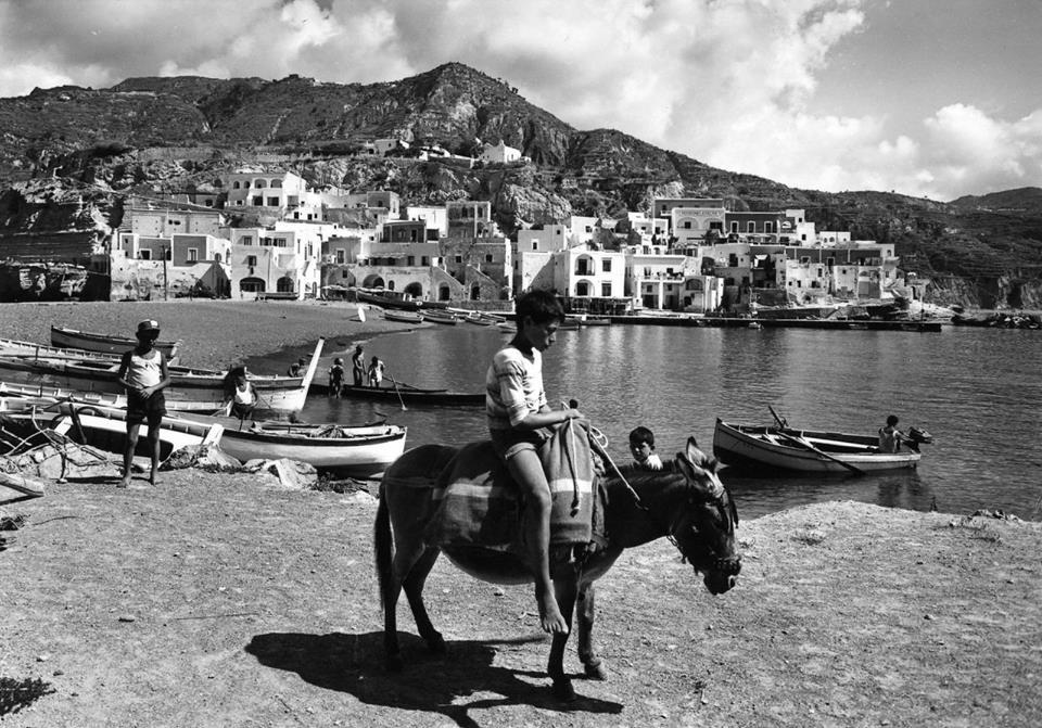 Sant'Angelo negli anni '50