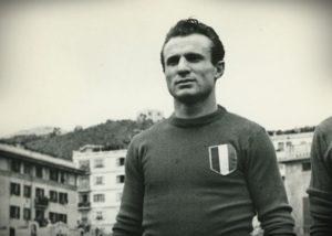 Valentino Mazzolla, calciatore del grande Torino