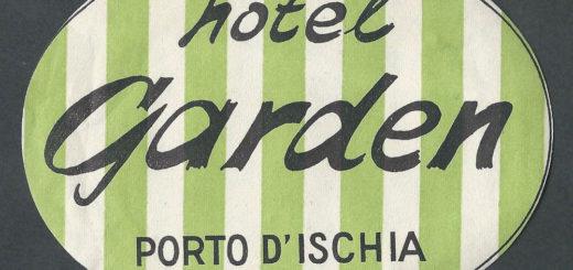 Pubblicità Alberghi Ischia - Hotel Garden