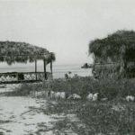 Baia di San Montano Ischia - Foto anni 40