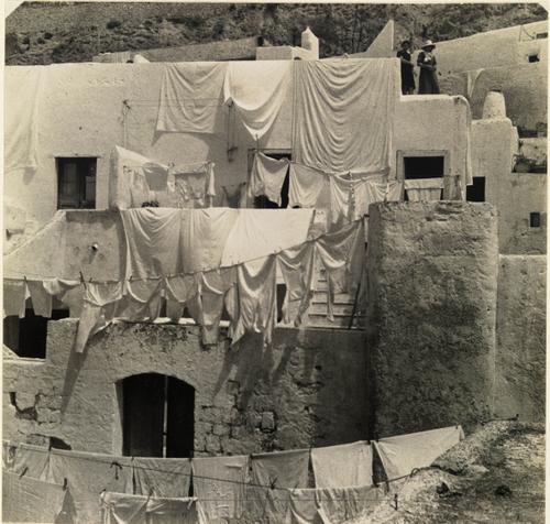 Herbert List foto Ischia Case Sant'angelo anni 30