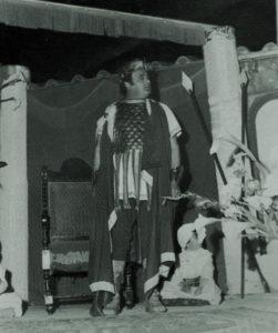 Ischia Festa Santa Restituta: Rappresentazione a San Montano 1984