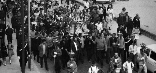 Festa di Santa Restituta, Ischia Lacco Ameno 1965-70