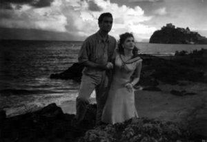 Gina Lollobrigida a Ischia