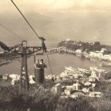 Seggiovia Ischia anni '50