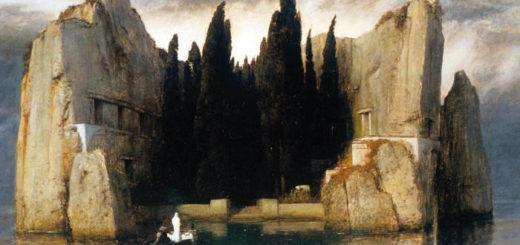 isola dei morti ischia bocklin