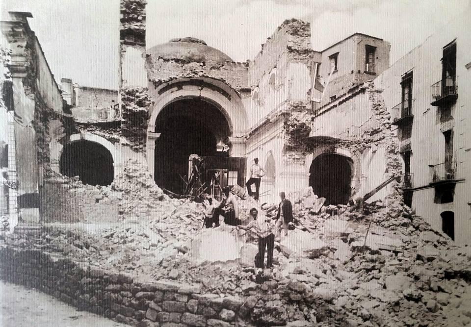 Terremoto casamicciola 1883 Giorgio Sommer