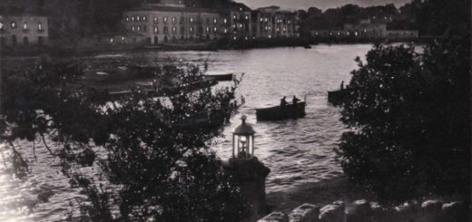Porto di Ischia negli anni 50